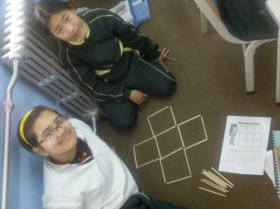 No Office Day - Reducing Squares Problem Solving