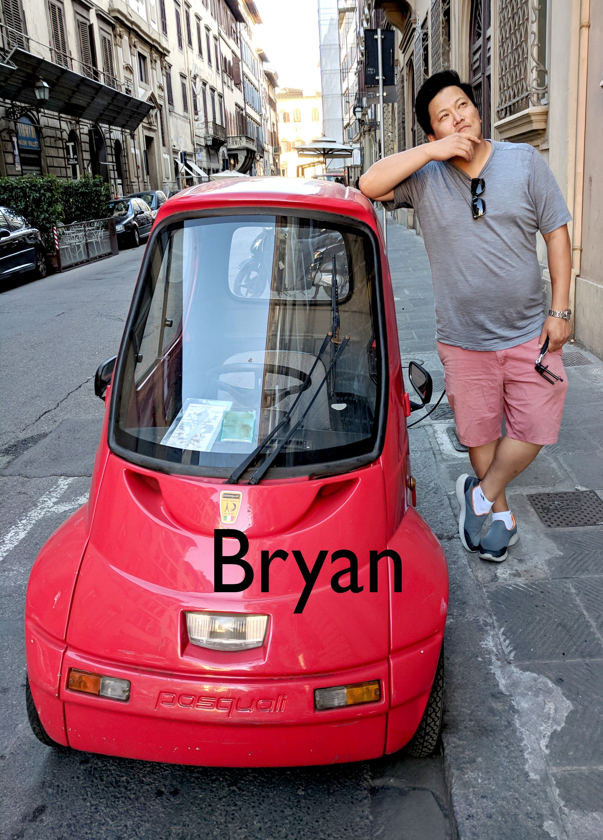 What's up? I'm Bryan