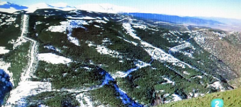 Paisajes del Agua: El 'Bosque Protector' del Marquesado del Zenete y el agua (4/6)