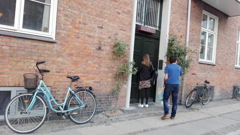 Calle de Copenhage
