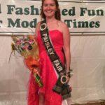 Deanna Tanner ambassador Paisley Fall Fair