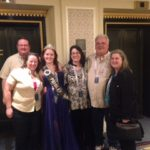 2017 OAAS convention delegates from Paisley