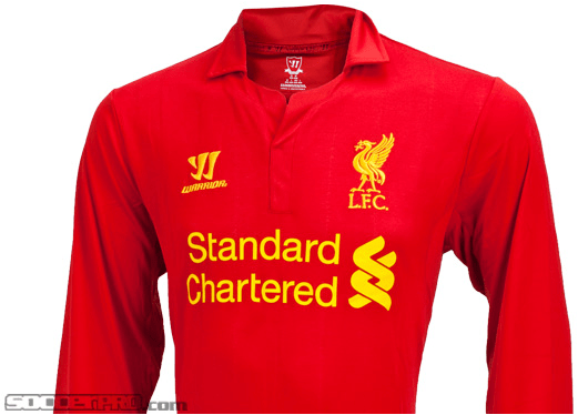 adf16cc3719 Where Are You Wearing It   Liverpool Home Kit Review – Paisley Gates