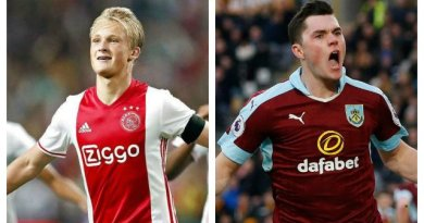 Dolberg Won't Rule Out Ajax Exit, No Formal Keane Interest