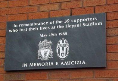 Liverpool Mark the 32nd Anniversary of the Heysel Stadium Disaster