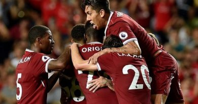 VIDEO: Liverpool Down Leicester City to Lift Premier League Asia Trophy