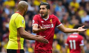 Emre Can vs Watford