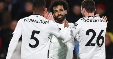 VIDEO: Salah Hits 20-Goals Before Christmas