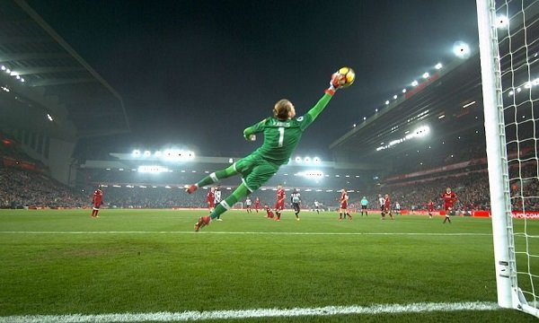 Karius save Liverpool