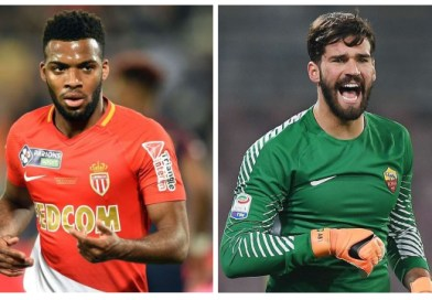 """Lemar Set for Atletico Madrid Switch, Alisson """"Happy"""" at the Stadio Olympico"""