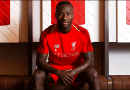 Naby Keita To Wear The Iconic No. 8 Jersey!