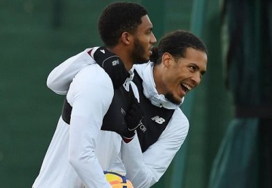 """Matip Fit for the Bench, Klopp Talks """"Cool"""" Partnership Ahead of Palace Trip"""