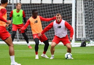 Keita Motivated by Premier League Challenge, Shaqiri Relishing Reds Busy Schedule