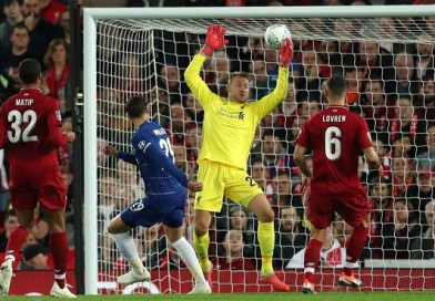 Mignolet Disappointed by Cup Exit, Klopp Hints at More Changes