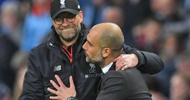 Klopp vs Guardiola: The Game of Chess Has Only Just Begun