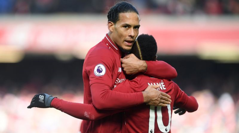 Mane and Van Dijk