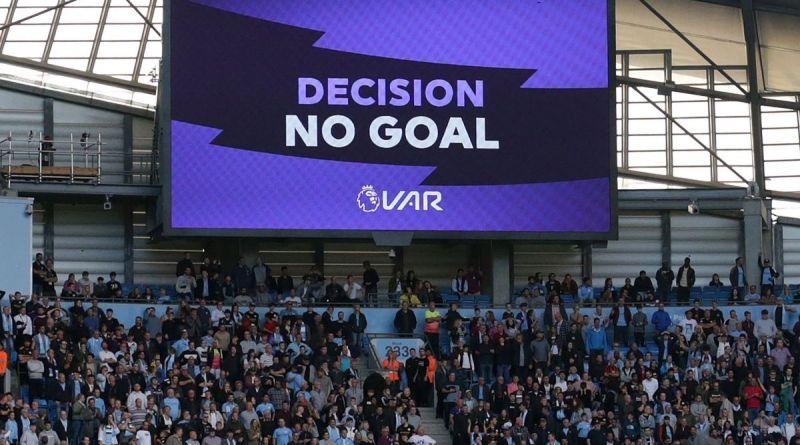 VAR Decision No Goal