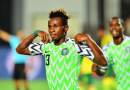 Samuel Chukwueze Nigeria Winger