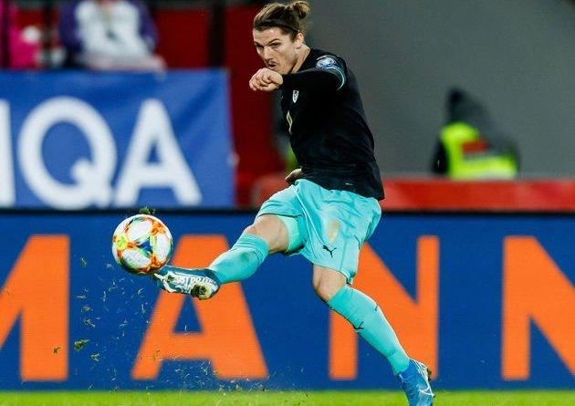 Marcel Sabitzer Austrian midfielder