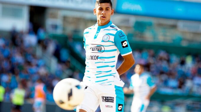 Liverpool have moved forward to sign £51.4million Cristian Romero - Paisley Gates