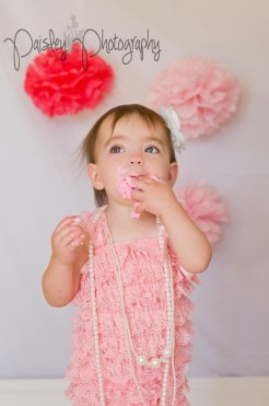 Cake Smash Photography - Calgary Child Photography