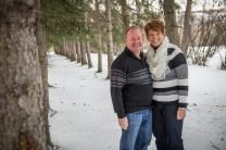 Parent Love, Family Photography, Calgary Family Photographer, Cochrane Family Photographer, Winter Family Photography