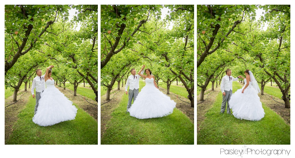 Dancing in an Orchard, Orchard Wedding Photography, Calgary Wedding Photographer, Cochrane Wedding Photographer, Okanagan Wedding, Kelowna Wedding, Manteo Wedding Reception, Manteo Wedding Photography, Country Wedding Photography, Vernon Wedding Phtoographer