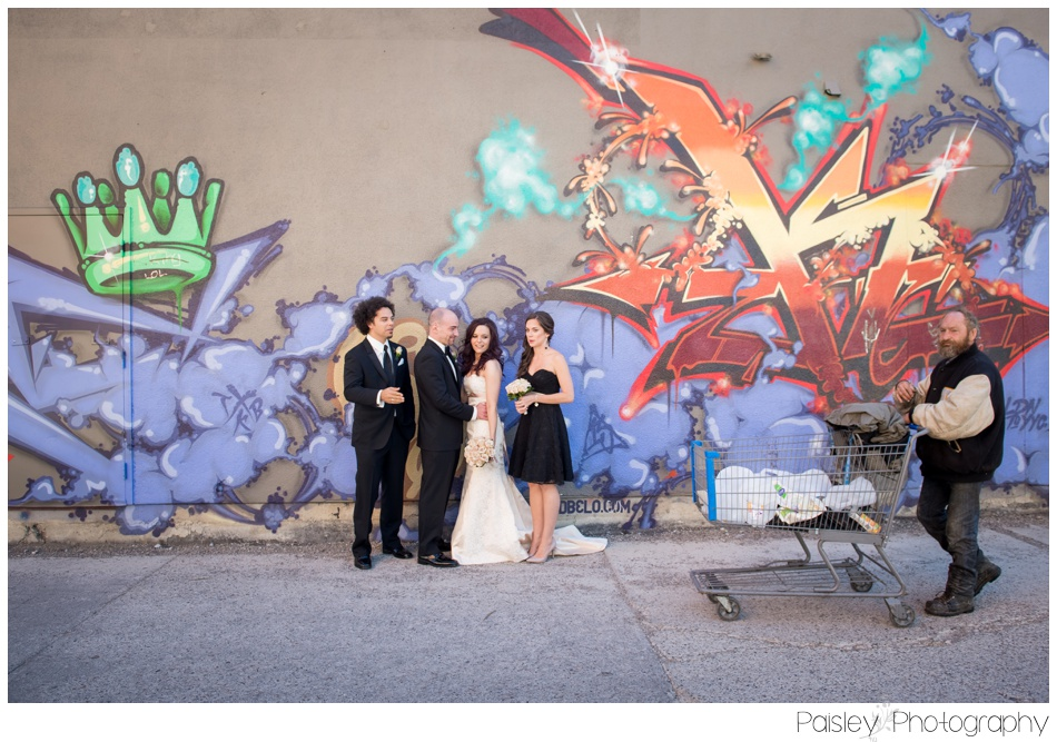 Graffiti Wedding Photography, Calgary Downtown Wedding Photography, Calgary Wedding Photography, Calgary Wedding Photogapher, Wedding Photography Calgary, Alberta Wedding Photographer, Southern Alberta Wedding Photography, Black & Blush Wedding Colors, Cochrane Wedding Photographer