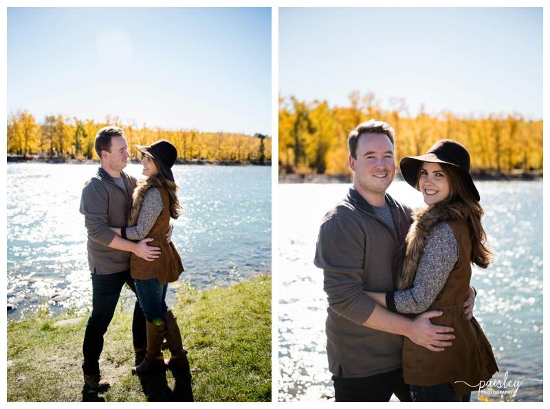 Baker Park Engagement Photography