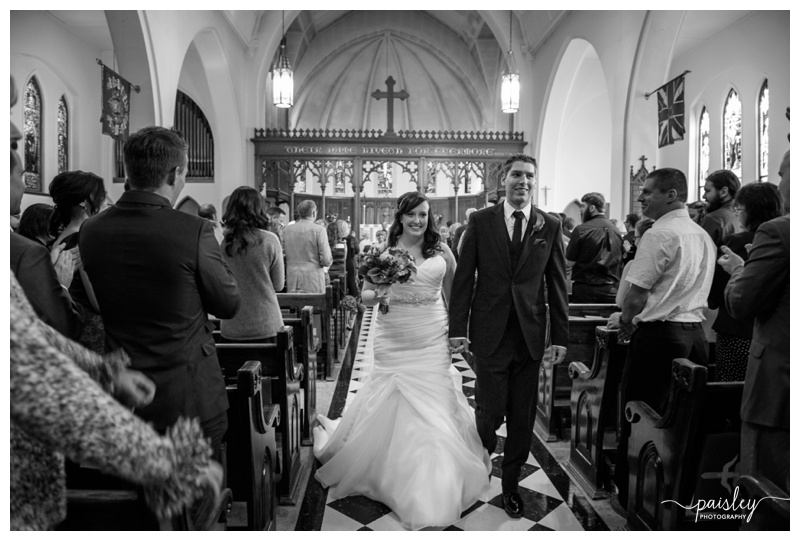 Calgary Church Wedding