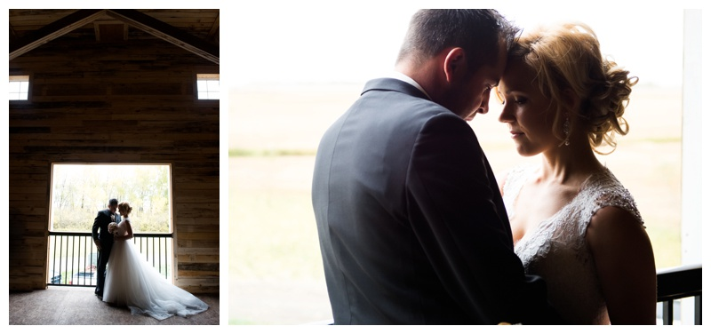 Willow Lane Barn Wedding Alberta