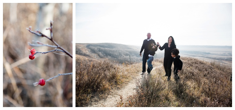 Fall Family Photography Cochrane