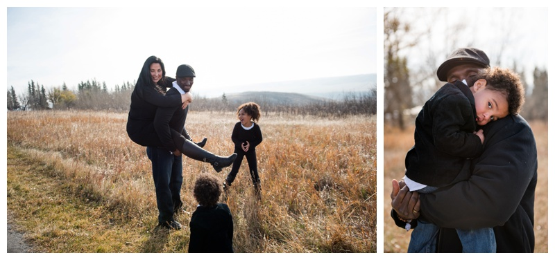 Glenbow Ranch Provincial Park Family Photography