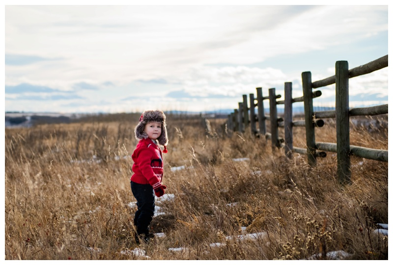 Glenbow Ranche Family Photography