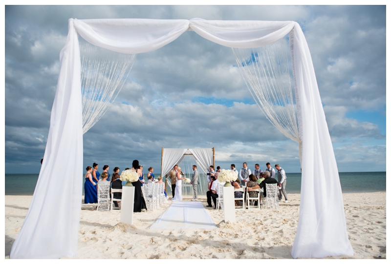 Cancun Moon Palace Golf Resort & Spa Wedding