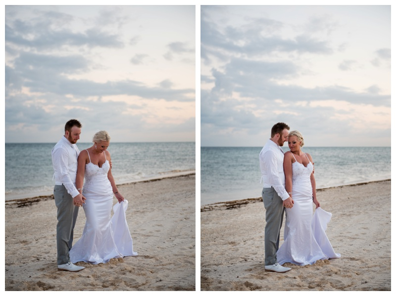 Beach Wedding Photography Cancun