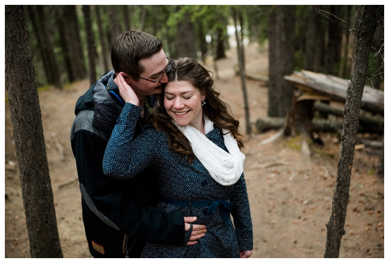 Calgary Spring Engagement Photography