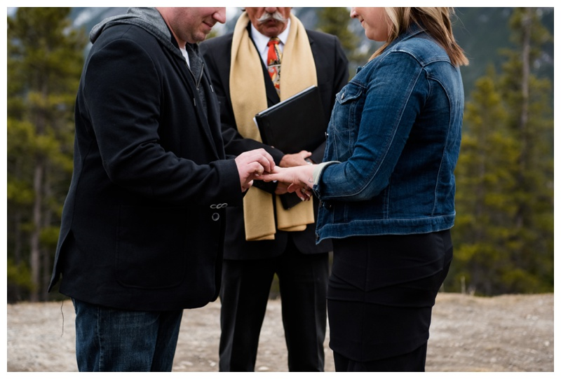 Rocky Mountain Elopement Photography