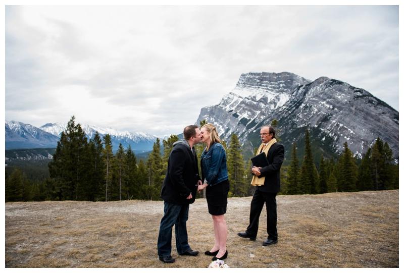 Buffalo Mountain Lodge Elopement Photography