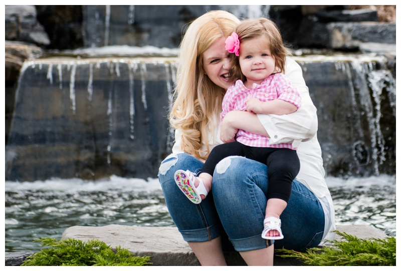 Mom & Daughter Family Photography