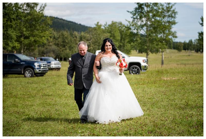 Hinton Alberta Wedding Photography