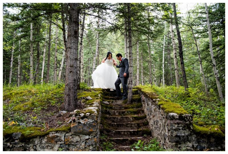 Hinton Alberta Wedding