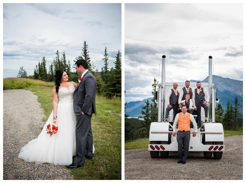 Mountain Wedding Photography Hinton