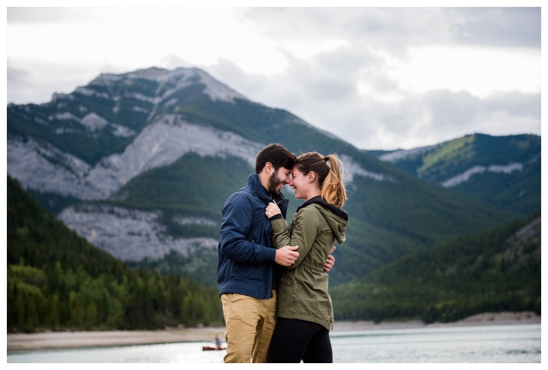 Mountain Wedding Proposal Photography