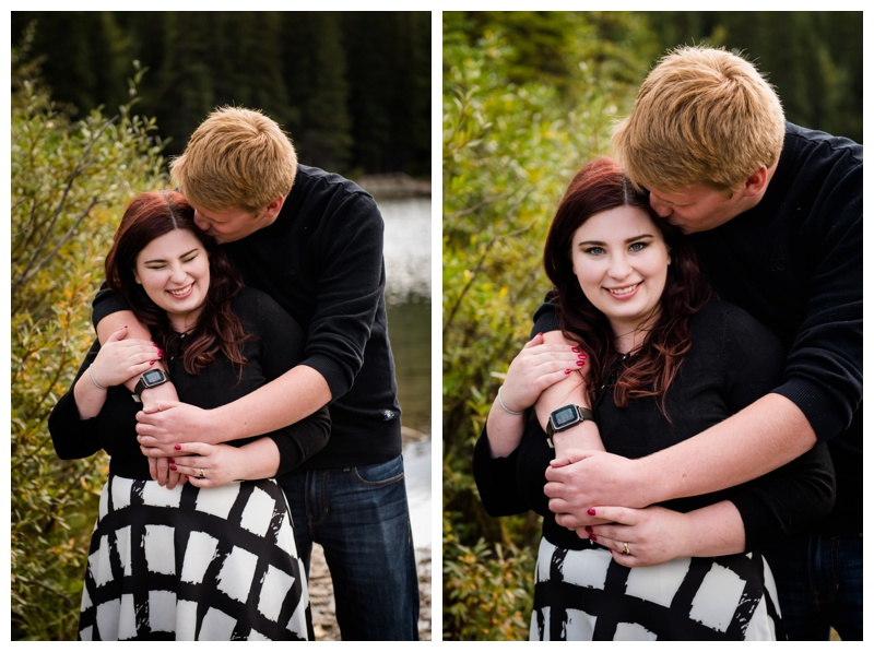 Rocky Mountain Engagement Session Alberta