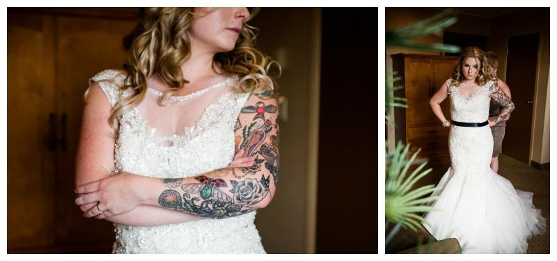 Getting Ready Wedding Photography Calgary