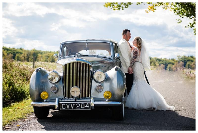 Bentley Wedding Car Calgary Alberta
