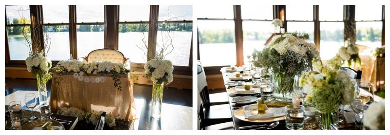 Calgary The Lake House Wedding