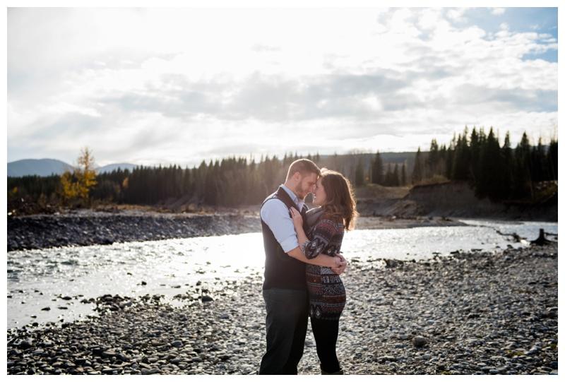 Kananaskis Engagement Photography Alberta