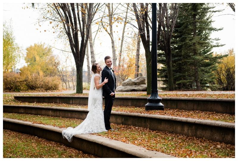 Okotoks Wedding Photography